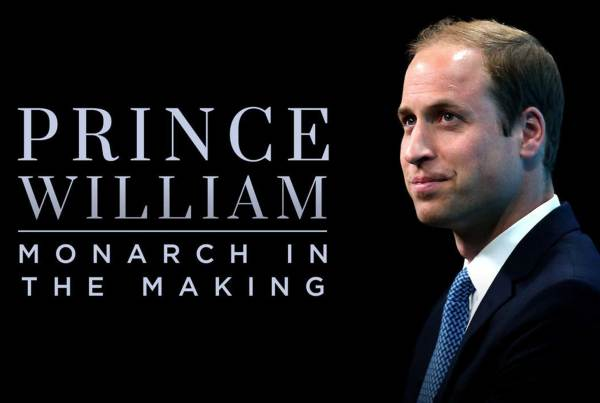 Prince William: Monarch in the Making