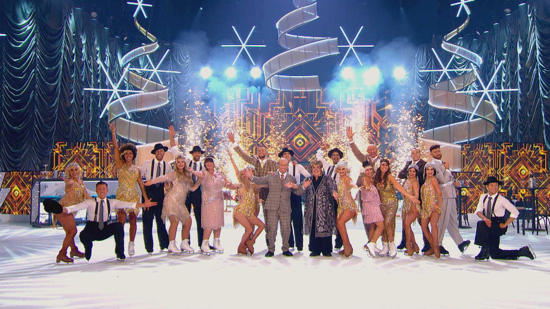 The Real Full Monty on Ice
