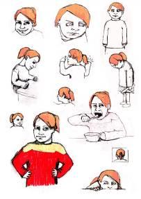 Character Sheet - Cecily