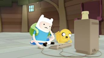 AdventureTime - David OReilly