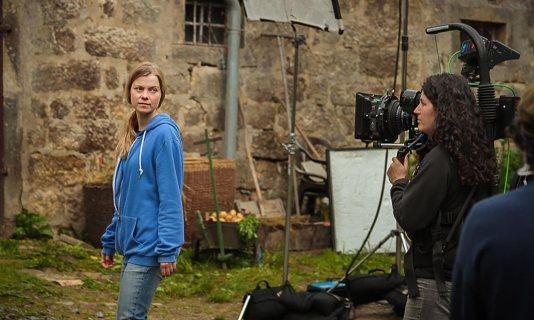 Actor Henrike von Kuick & Cinematographer Sabine Panossian