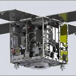 Ion Thruster Diagram Fender Pickup Wiring Procyon - Eoportal Directory Satellite Missions