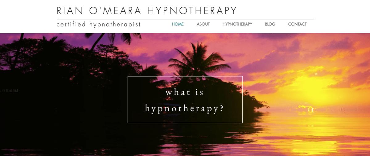 Rian O'Meara Hypnotherapy