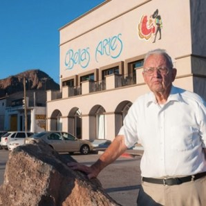 Brother Ivo Toneck is the inspiration for an arts surge in Guaymas
