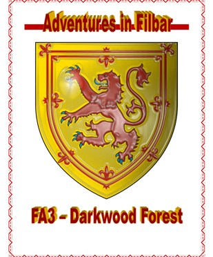 Free Role Playing Game Supplement Review: FA3 – Darkwood Forest