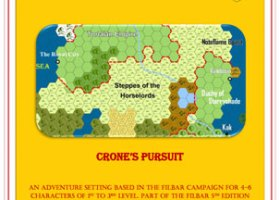 FC10 - Crone's Pursuit