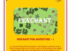 FVS4 - Penchant for Adventure - 1