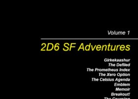 2D6 SF Adventures, Vol. 1