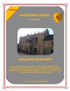FVS12 - McAllister the Runaway