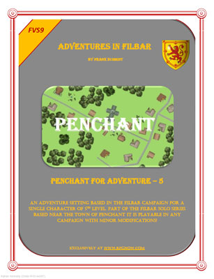 FVS9 - Penchant for Adventure - 5