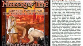 Genius Options: Masters of Time