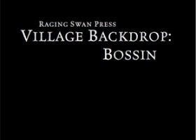 Village Backdrop: Bossin