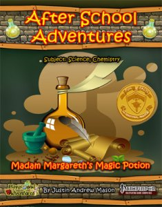 ASA: Madam Margareth's Magic Potion