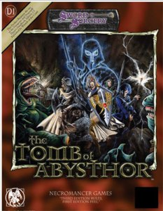 The Tomb of Abysthor