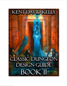 CASTLE OLDSKULL - The Classic Dungeon Design Guide Book II