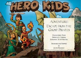 Hero Kids - Fantasy Adventure - Escape from the Ghost Pirates