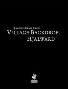 Village Backdrop: Hjalward