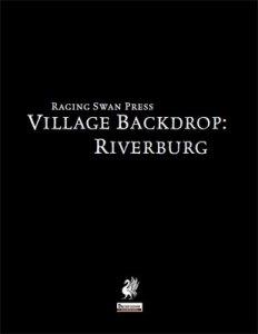 Village Backdrop: Riverburg