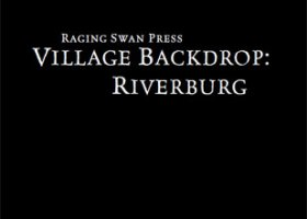 Village Backdrop: Riverburg