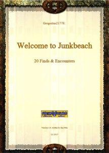 Gregorius21778: Welcome to Junkbeach