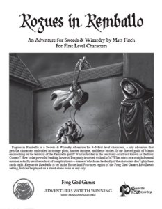 Rogues in Remballo