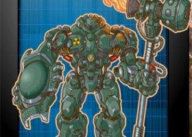 Epic Mecha: 01 Infantryman