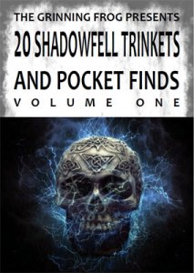 20 Shadowfell Trinkets and Pocket Finds Volume One