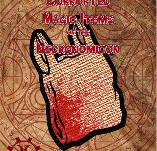 Corrupted Magic Items of the Necronomicon: Plague-Born Pouch
