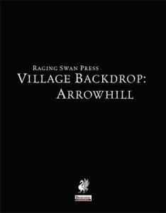 Village Backdrop: Arrowhill