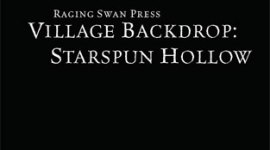Village Backdrop: Starspun Hollow