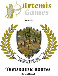 The Druidic Routes - Jigsaw Fantasy Freebie