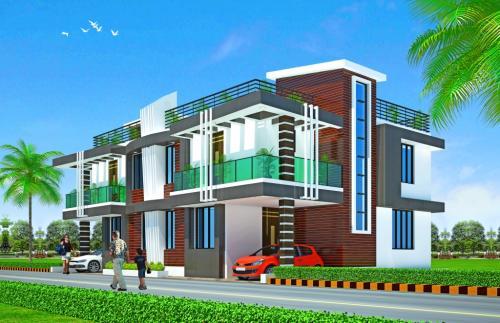 Duplex 1200 Metro City, Muzaffarpur
