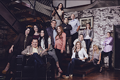 The founding family of MONAT, led by Luis Urdaneta, strongly believes in nature, family and community.