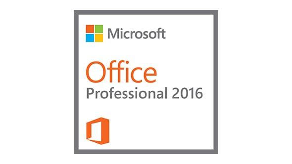 Microsoft Office Professional Plus 2016 MULTI USER