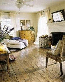 Carriage House Handscraped Hardwood Floors