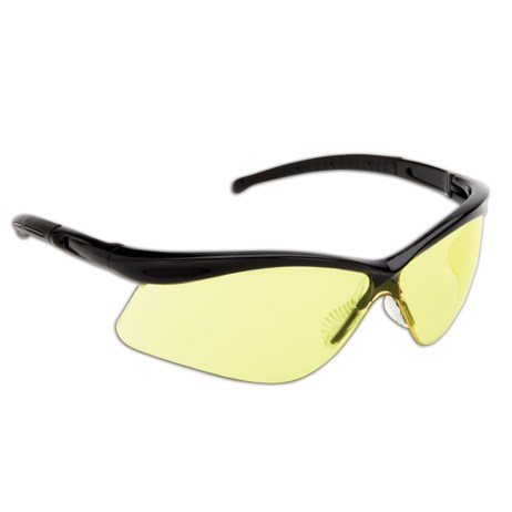 Yellow Warrior Safety Glasses
