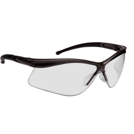 Clear Warrior Safety Glasses