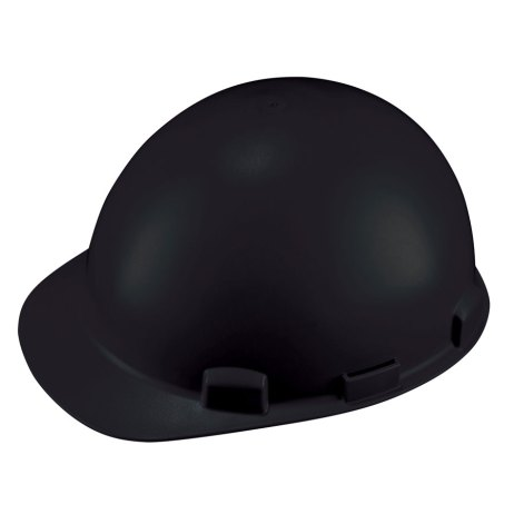 Black Hard Hat