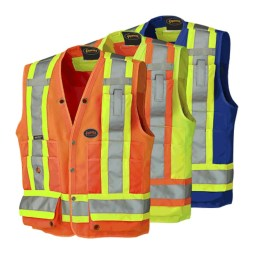 Hi-Viz Surveyor's Vests