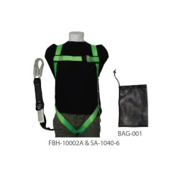 compliance kit harness lanyard bag