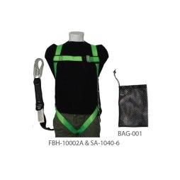 compliance kit harness lanyard bag