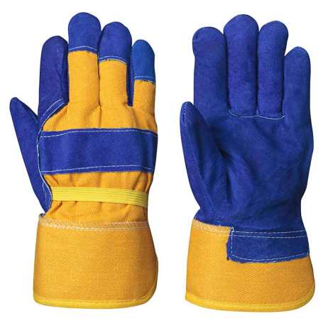 Pioneer Insulated Cowsplit Gloves