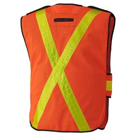 Hi-Viz All-Purpose Vest