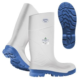 toesteel pu boot