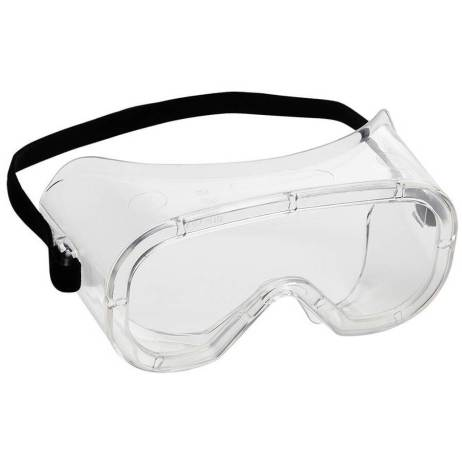 Cheap vented safety goggles