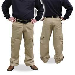 khaki fire resistant pants