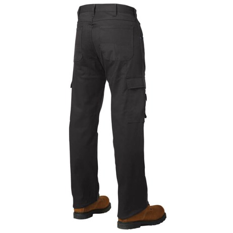 tough duck stretch twill cargo pants