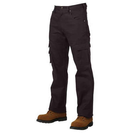 stretch twill cargo pants tough duck