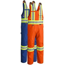 fr-tech 88/12 hi-viz safety overalls