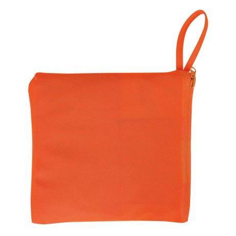orange vest pouch